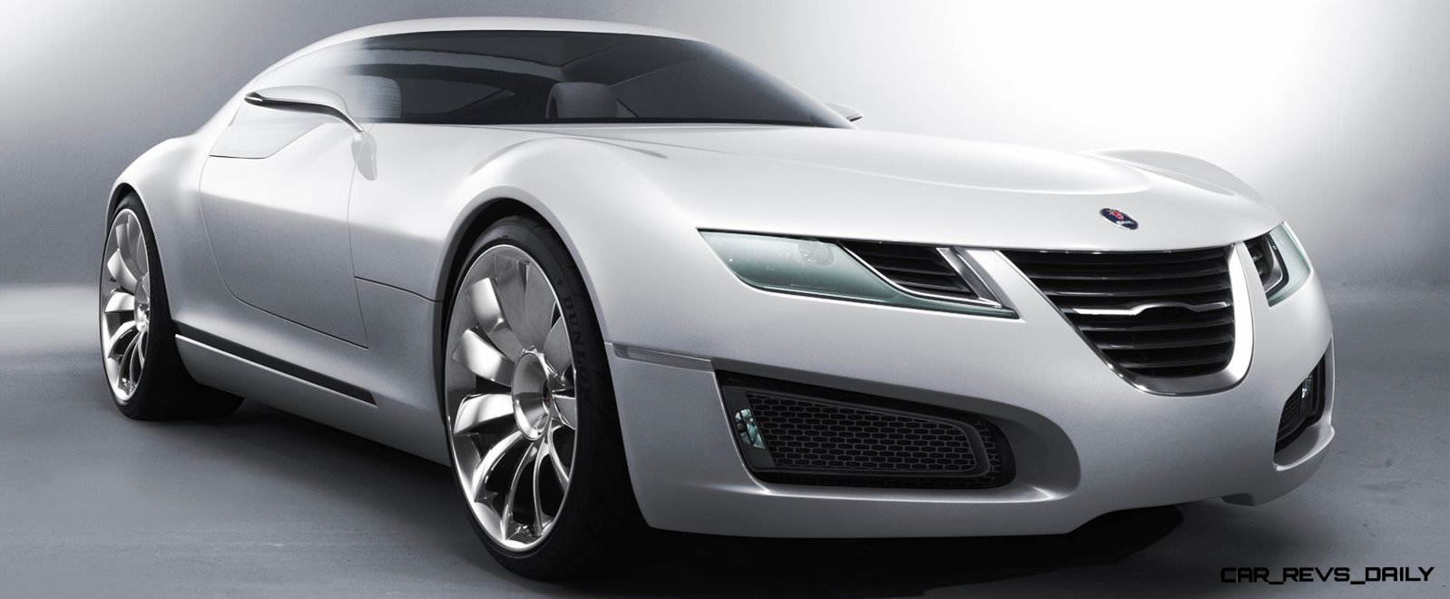 Concept to Reality -- 2006 SAAB Aero-X to 2013 SAAB 9-5 Turbo6 Aero XWD 1