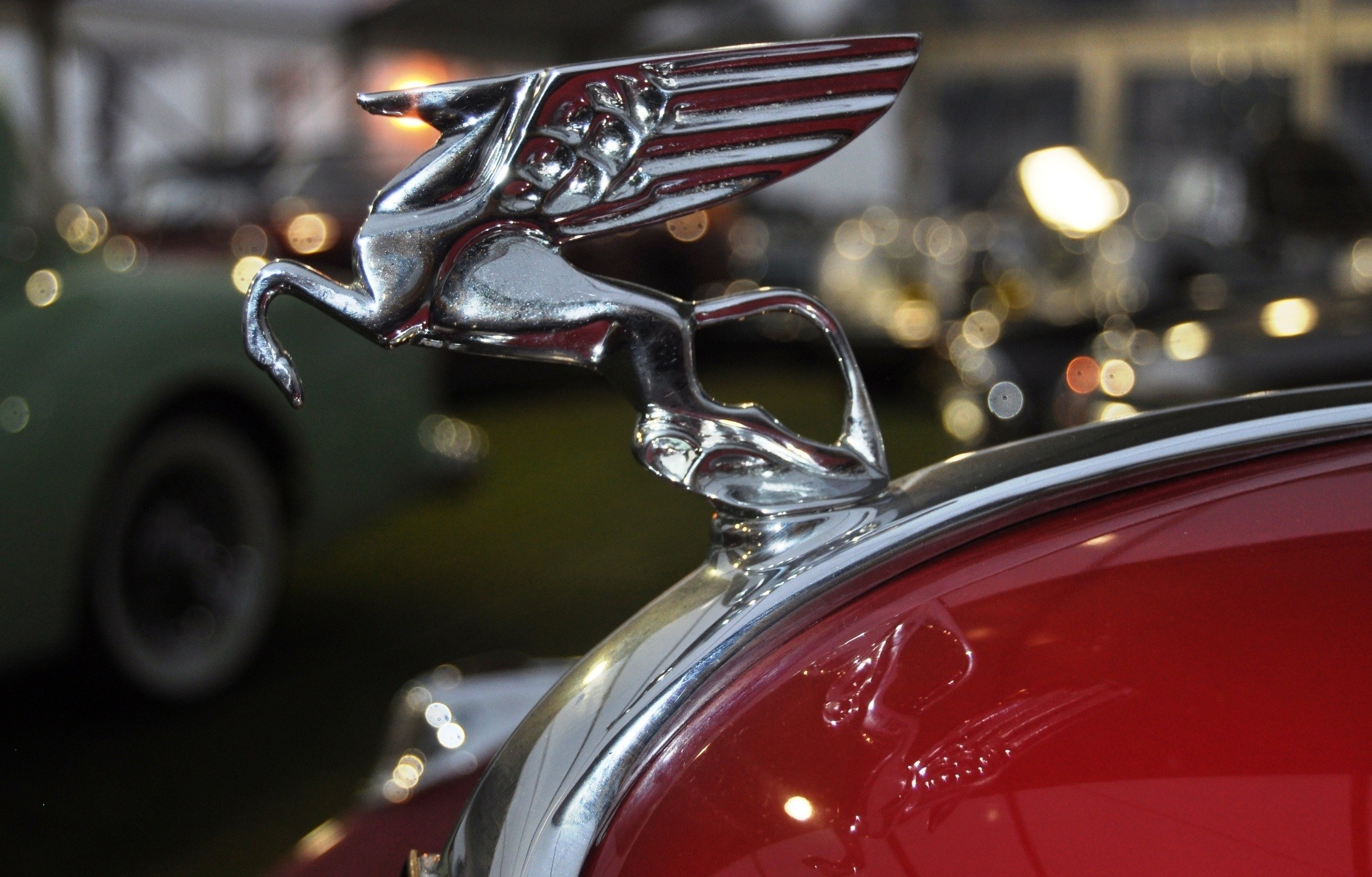 Coolest Vintage Hood Ornaments -- RM Auctions Amelia Island 2014 -- Pierce-Arrow, Cadillac, Stutz, Chrysler, Ford, Aston-Martin, Bentley and More 11