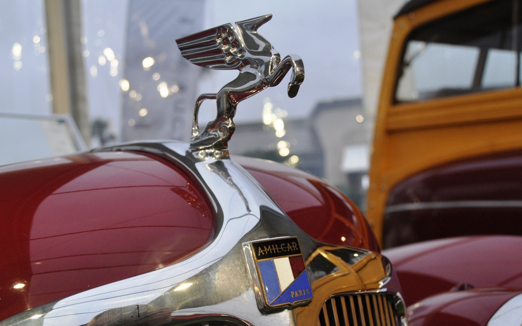 Coolest Vintage Hood Ornaments -- RM Auctions Amelia Island 2014 -- Pierce-Arrow, Cadillac, Stutz, Chrysler, Ford, Aston-Martin, Bentley and More 12