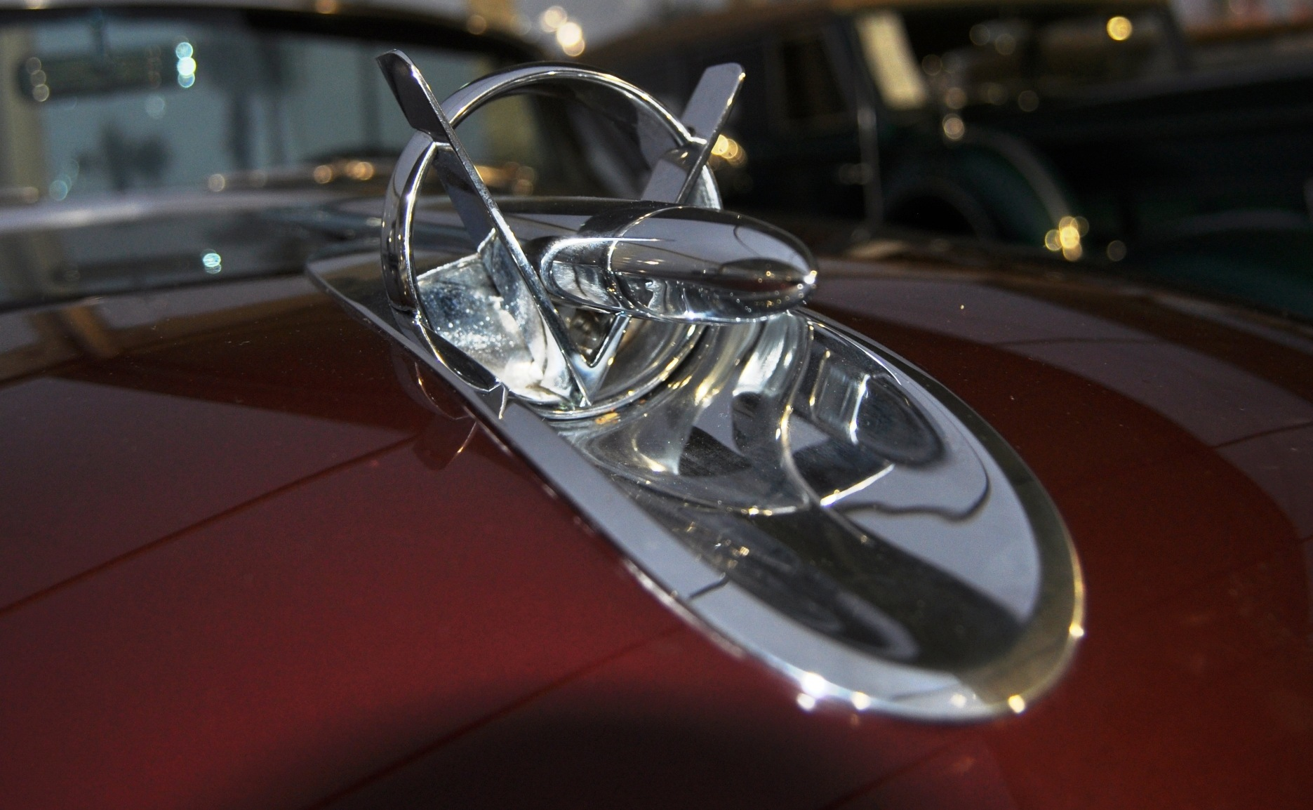 Coolest Vintage Hood Ornaments -- RM Auctions Amelia Island 2014 -- Pierce-Arrow, Cadillac, Stutz, Chrysler, Ford, Aston-Martin, Bentley and More 16
