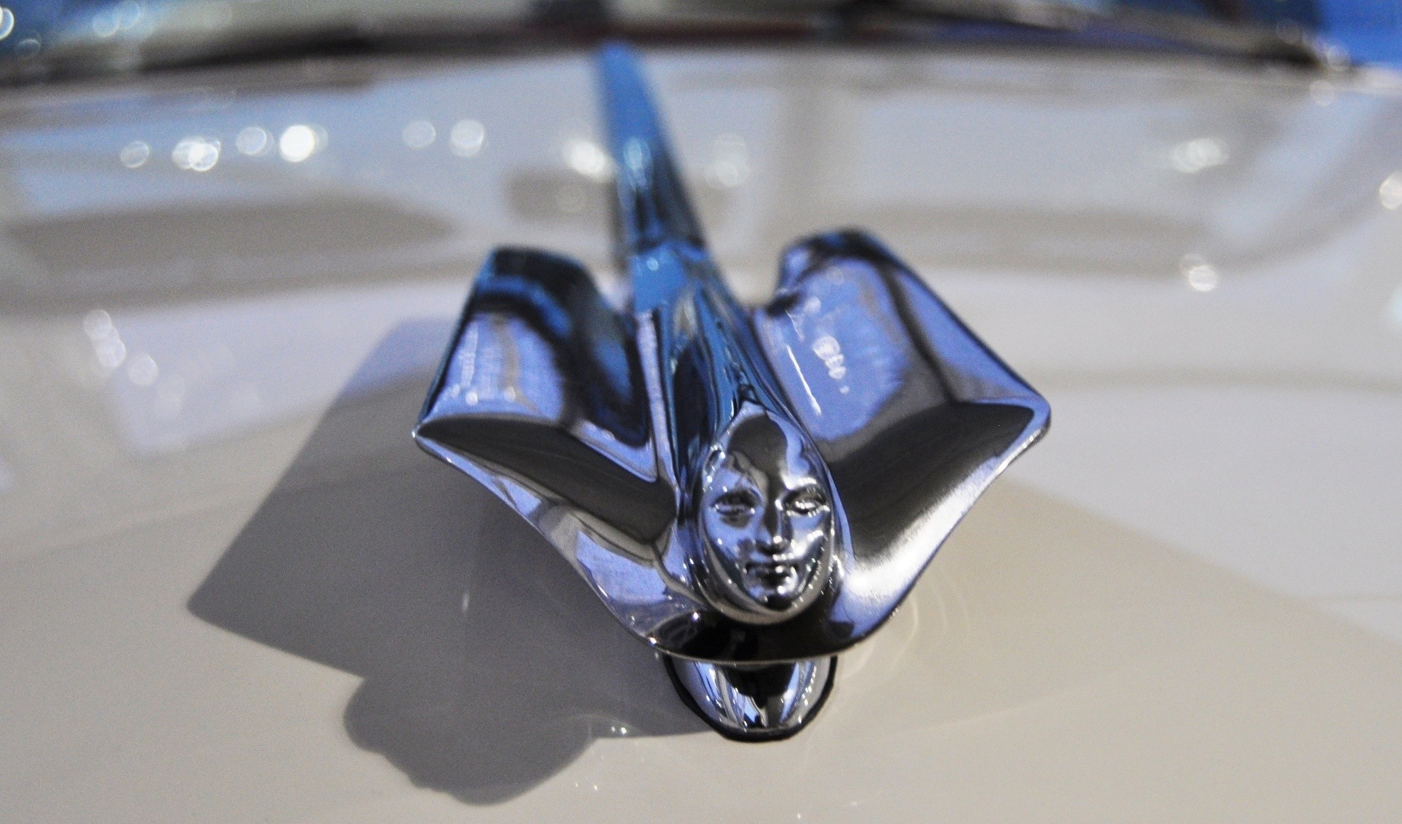 Coolest Vintage Hood Ornaments -- RM Auctions Amelia Island 2014 -- Pierce-Arrow, Cadillac, Stutz, Chrysler, Ford, Aston-Martin, Bentley and More 24