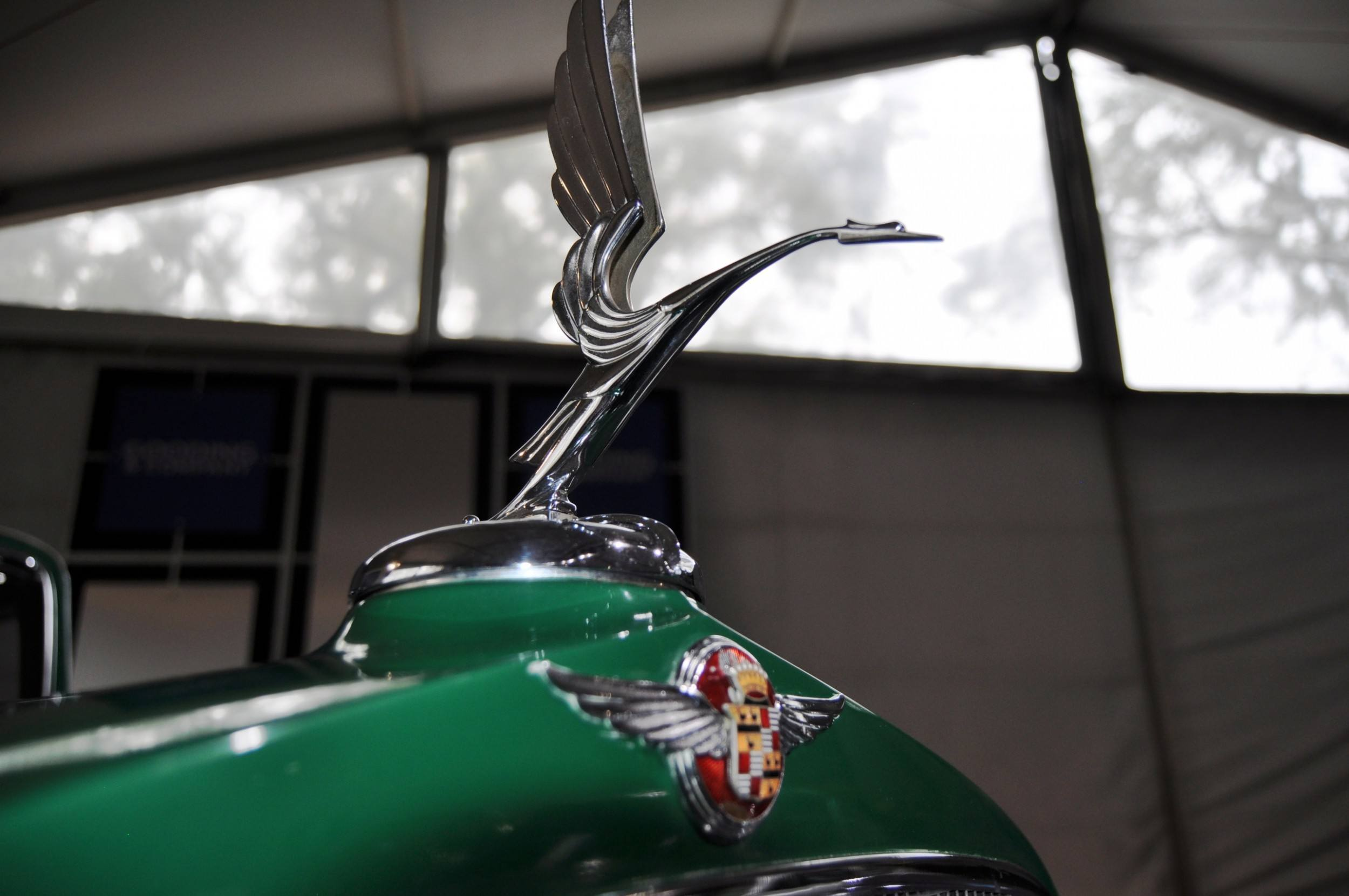 Coolest Vintage Hood Ornaments -- RM Auctions Amelia Island 2014 -- Pierce-Arrow, Cadillac, Stutz, Chrysler, Ford, Aston-Martin, Bentley and More 3