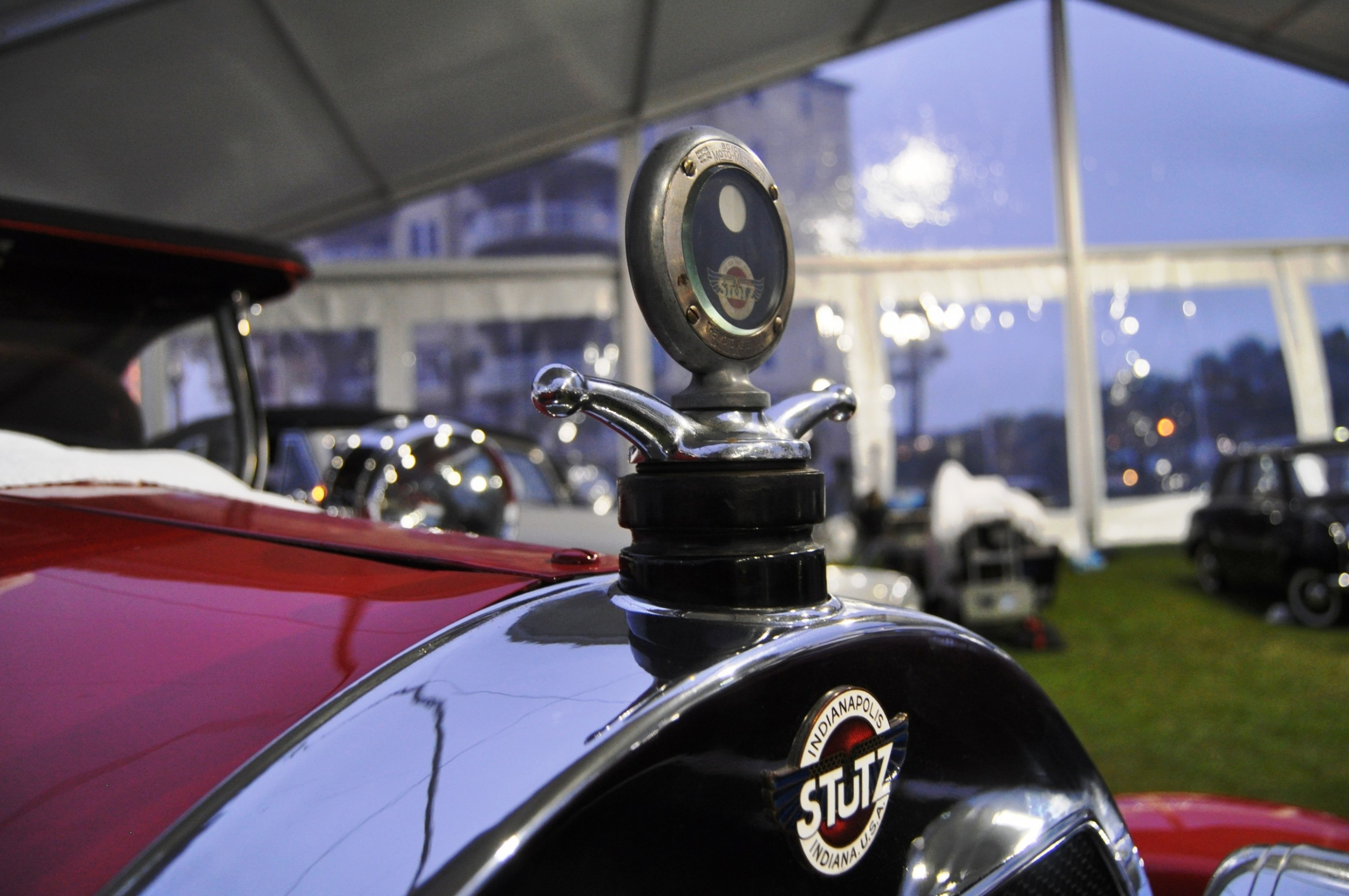 Coolest Vintage Hood Ornaments -- RM Auctions Amelia Island 2014 -- Pierce-Arrow, Cadillac, Stutz, Chrysler, Ford, Aston-Martin, Bentley and More 33