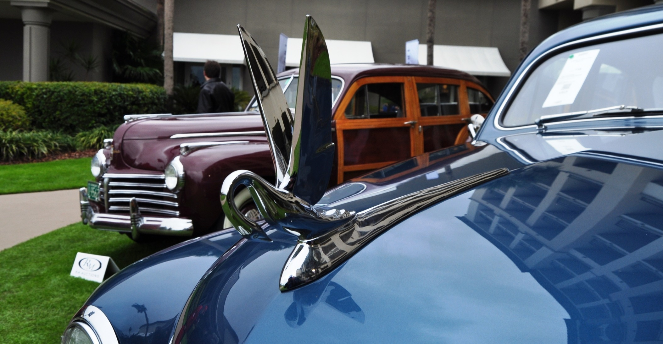 Coolest Vintage Hood Ornaments -- RM Auctions Amelia Island 2014 -- Pierce-Arrow, Cadillac, Stutz, Chrysler, Ford, Aston-Martin, Bentley and More 47