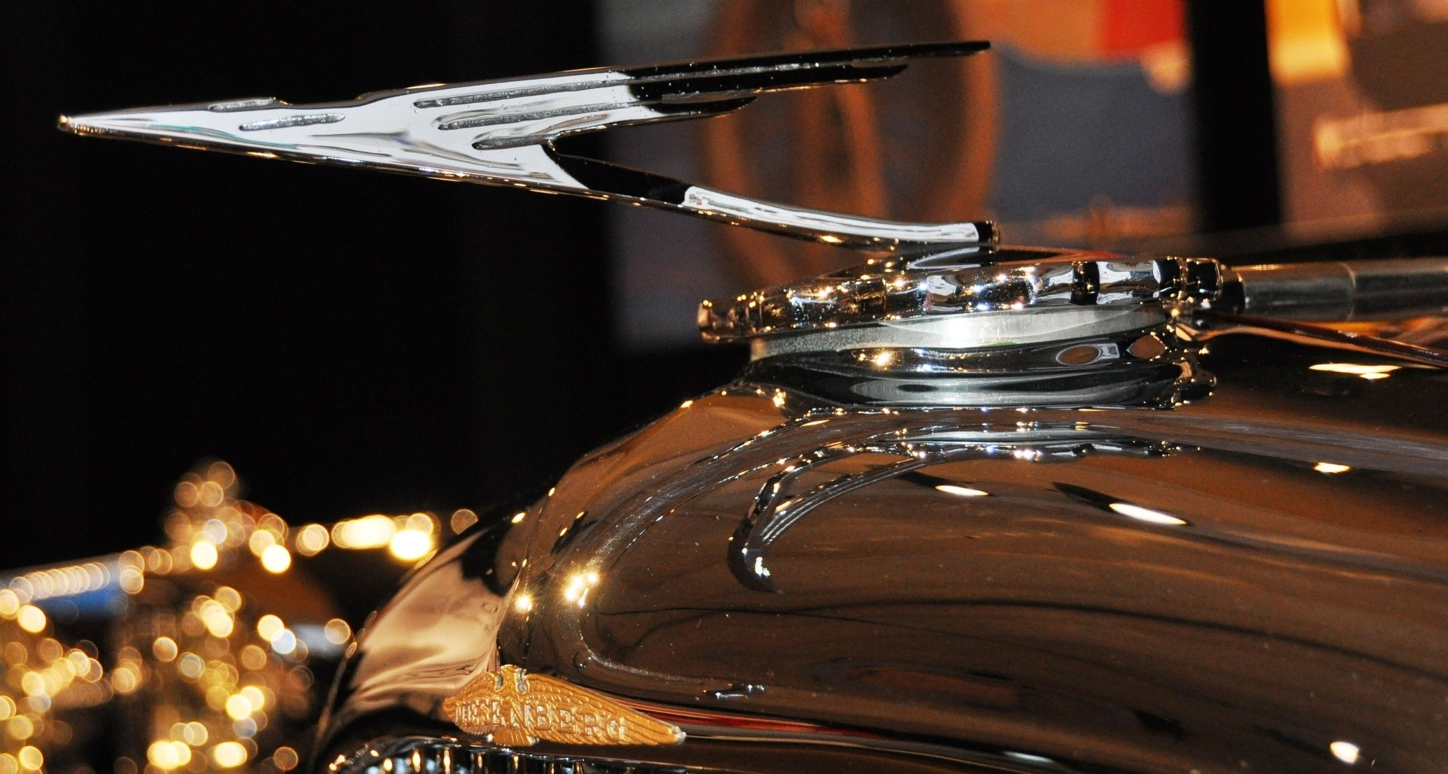 Coolest Vintage Hood Ornaments -- RM Auctions Amelia Island 2014 -- Pierce-Arrow, Cadillac, Stutz, Chrysler, Ford, Aston-Martin, Bentley and More 8