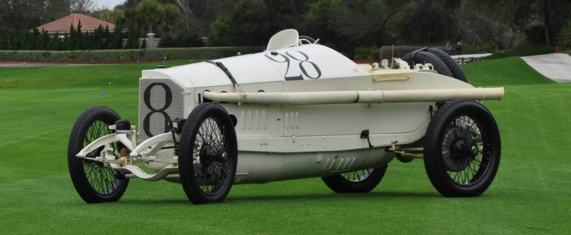 Copy of Amelia Island Time Capsules -- 1914 Mercedes-Benz GP Car in 25 Original, High-Res Photos 6