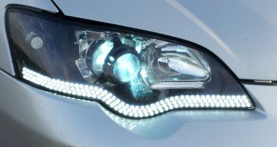 DIY LED Headlights - HID Lowbeams 6X 20cm LED Flexstrips_7192001384_l