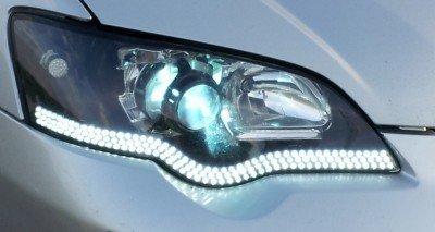 DIY LED Headlights - HID Lowbeams 6X 20cm LED Flexstrips_7192001384_l