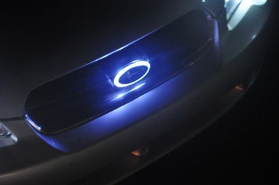DIY LED lights and LED subaru badge emblem_7695841474_l