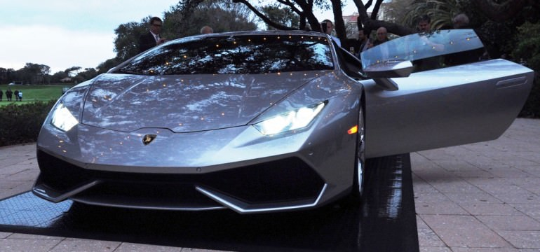 2015 HURACAN — Official American Debut — Video Walk-Around