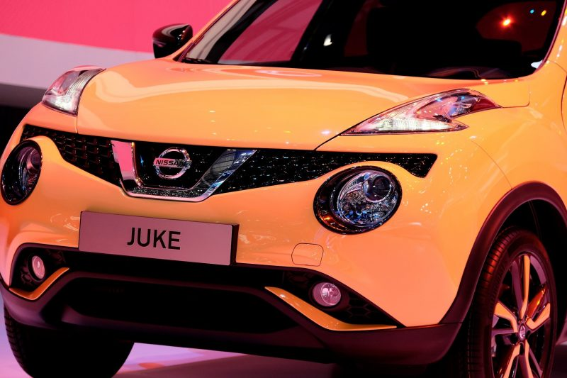 European Nissan JUKE Brings Deeply Cool LED Styling Front and Rear -- Securing High-Style Premium Kudos After Dark 5