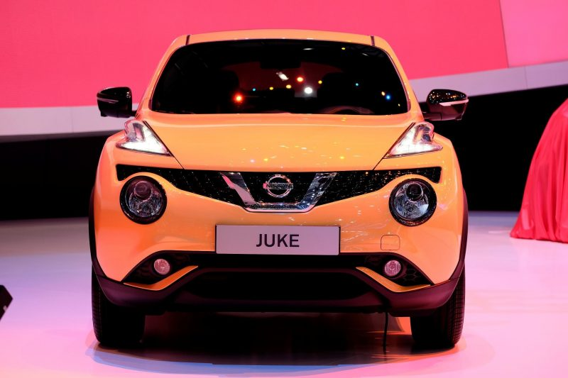 European Nissan JUKE Brings Deeply Cool LED Styling Front and Rear -- Securing High-Style Premium Kudos After Dark 7