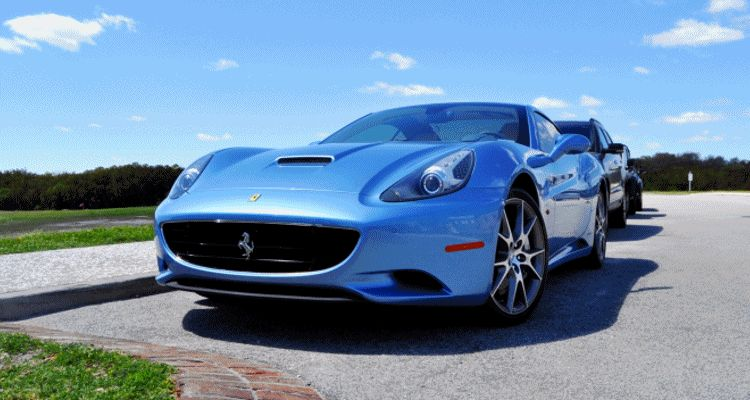 Ferrari California 30 Edition GIF high HEADER5