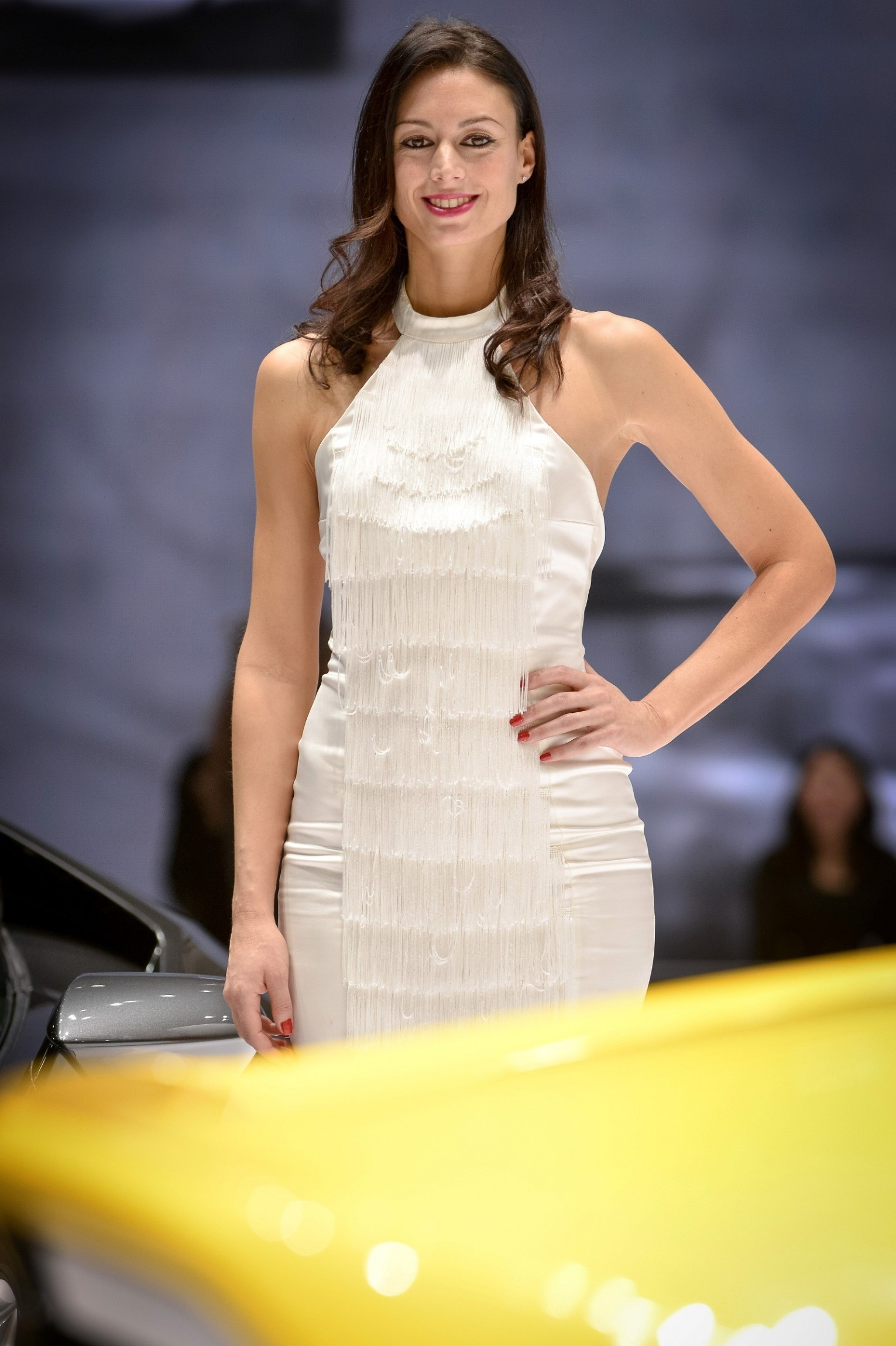 South End Auto >> Geneva Booth Babes 2014