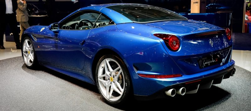 Geneva 2014 ShowFloor -- Ferrari California T, 458 Speciale and F12 Looking Brilliant 13