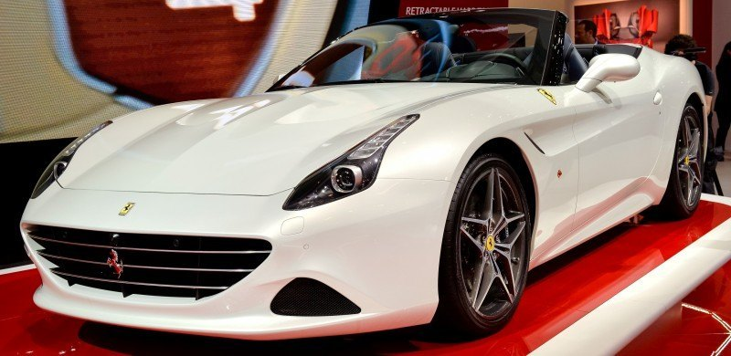 Geneva 2014 ShowFloor -- Ferrari California T, 458 Speciale and F12 Looking Brilliant 2