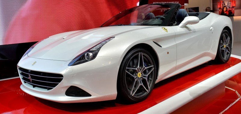 Geneva 2014 ShowFloor -- Ferrari California T, 458 Speciale and F12 Looking Brilliant 6