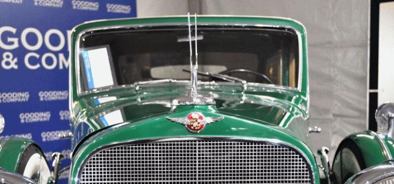 Gooding Cadillac 1932 V16 Madame X GIF2