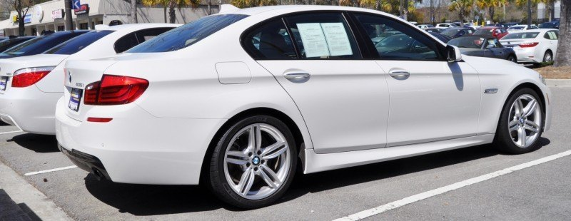 HD Video Road Test -- 2013 BMW 535i M Sport RWD -- Refined but Still Balanced, FAST and Posh 1