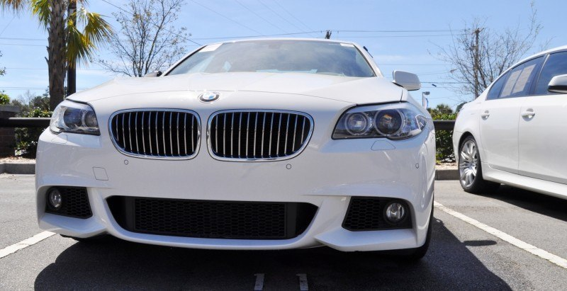 HD Video Road Test -- 2013 BMW 535i M Sport RWD -- Refined but Still Balanced, FAST and Posh 11