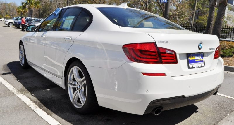 HD Video Road Test -- 2013 BMW 535i M Sport RWD -- Refined but Still Balanced, FAST and Posh 14