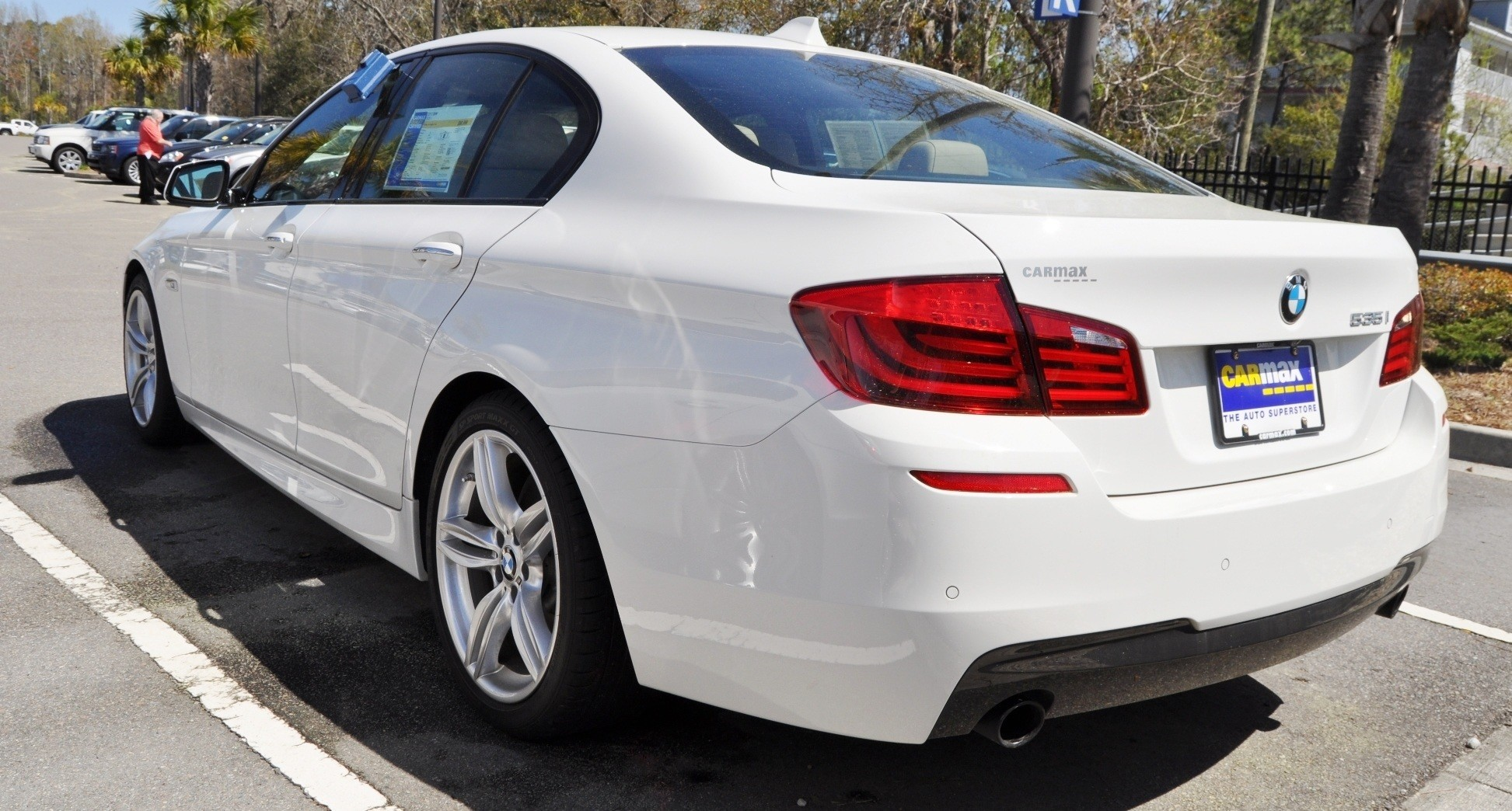 2013 Bmw 535i M Sport Review