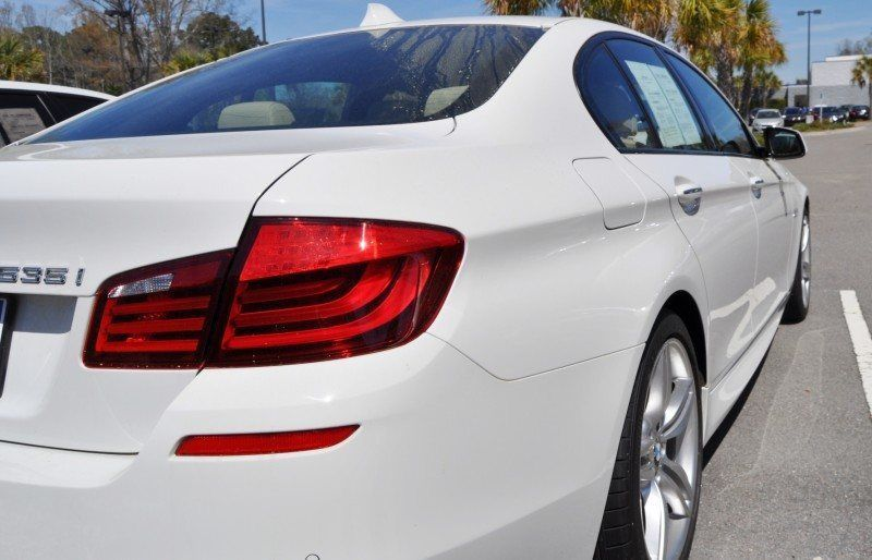 HD Video Road Test -- 2013 BMW 535i M Sport RWD -- Refined but Still Balanced, FAST and Posh 16