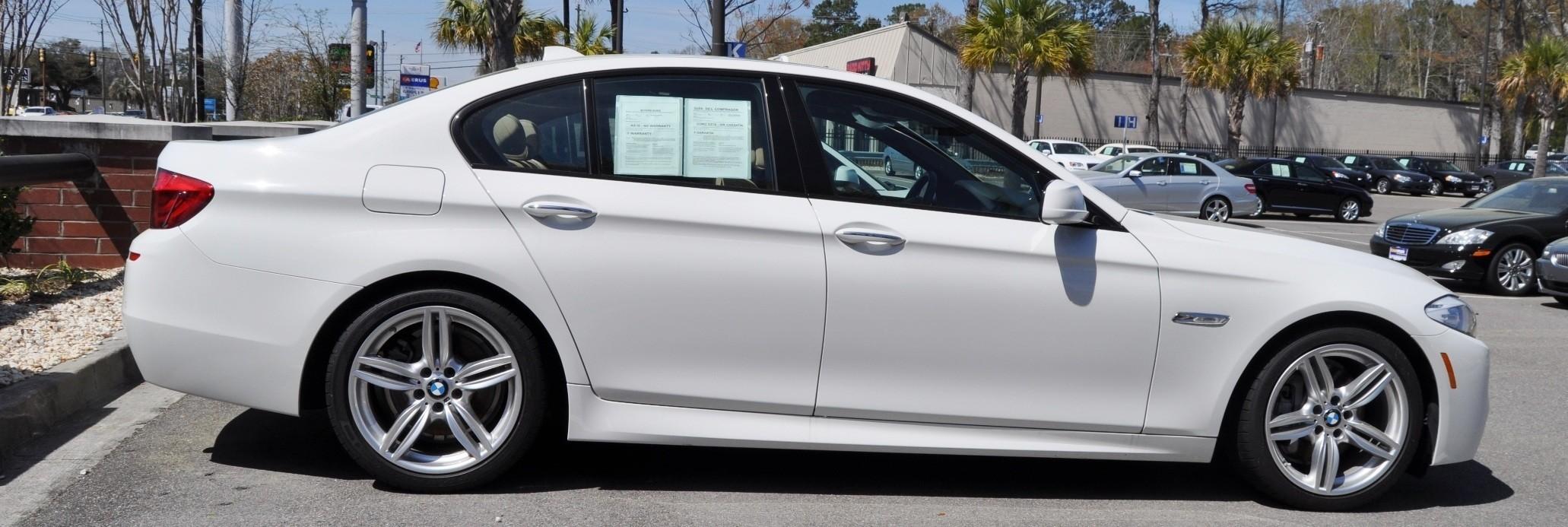 HD Video Road Test -- 2013 BMW 535i M Sport RWD -- Refined but Still Balanced, FAST and Posh 3