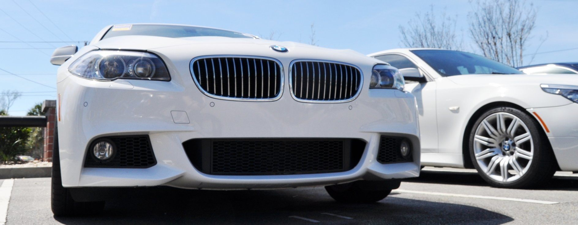 HD Video Road Test -- 2013 BMW 535i M Sport RWD -- Refined but Still Balanced, FAST and Posh 9