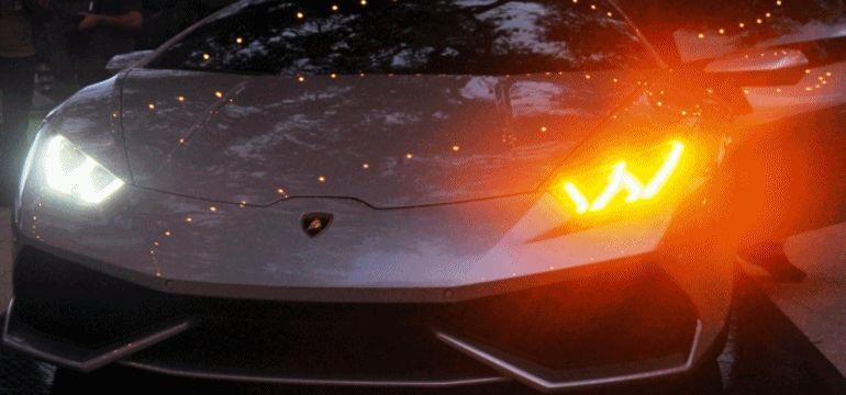 HURACAN LED blinker GIF22229