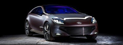 HYUNDAI Coupe Designs i-ONIQ and HND-9 1