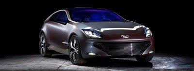 HYUNDAI Coupe Designs i-ONIQ and HND-9 1