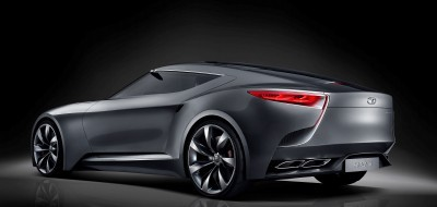 HYUNDAI Coupe Designs i-ONIQ and HND-9 11