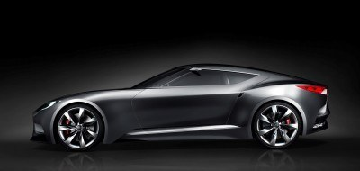 HYUNDAI Coupe Designs i-ONIQ and HND-9 13