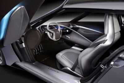 HYUNDAI Coupe Designs i-ONIQ and HND-9 15