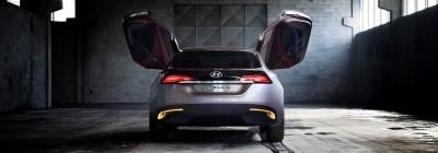HYUNDAI Coupe Designs i-ONIQ and HND-9 4