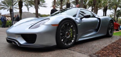 HyperCar HyperGalleries!  2015 Porsche 918 Spyder -- 77 All-New, High-Resolution Photos From All Angles 11