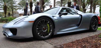 HyperCar HyperGalleries!  2015 Porsche 918 Spyder -- 77 All-New, High-Resolution Photos From All Angles 13