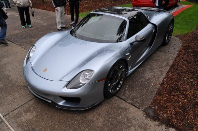HyperCar HyperGalleries!  2015 Porsche 918 Spyder -- 77 All-New, High-Resolution Photos From All Angles 16