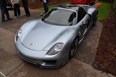 HyperCar HyperGalleries!  2015 Porsche 918 Spyder -- 77 All-New, High-Resolution Photos From All Angles 17