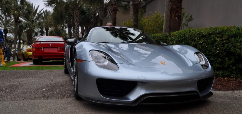 HyperCar HyperGalleries! 2015 Porsche 918 Spyder -- 77 All-New, High-Resolution Photos From All Angles 2
