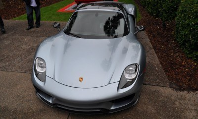 HyperCar HyperGalleries!  2015 Porsche 918 Spyder -- 77 All-New, High-Resolution Photos From All Angles 20