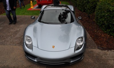 HyperCar HyperGalleries! 2015 Porsche 918 Spyder -- 77 All-New, High-Resolution Photos From All Angles 21