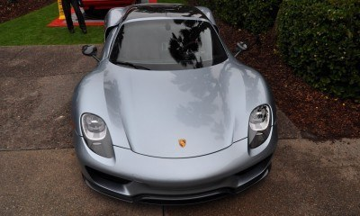 HyperCar HyperGalleries! 2015 Porsche 918 Spyder -- 77 All-New, High-Resolution Photos From All Angles 22