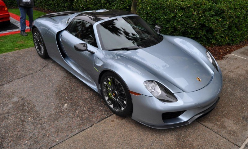 HyperCar HyperGalleries! 2015 Porsche 918 Spyder -- 77 All-New, High-Resolution Photos From All Angles 26