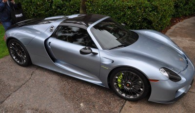 HyperCar HyperGalleries! 2015 Porsche 918 Spyder -- 77 All-New, High-Resolution Photos From All Angles 28