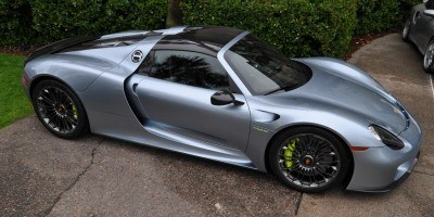 HyperCar HyperGalleries! 2015 Porsche 918 Spyder -- 77 All-New, High-Resolution Photos From All Angles 29
