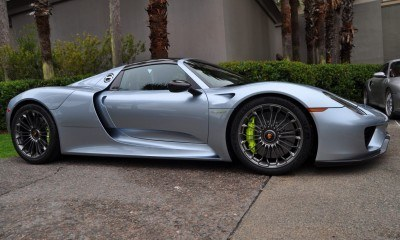 HyperCar HyperGalleries! 2015 Porsche 918 Spyder -- 77 All-New, High-Resolution Photos From All Angles 33