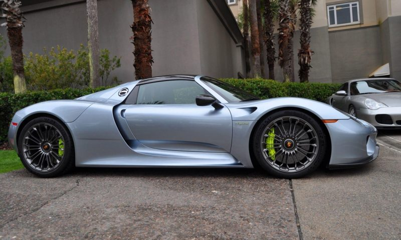 HyperCar HyperGalleries! 2015 Porsche 918 Spyder -- 77 All-New, High-Resolution Photos From All Angles 34