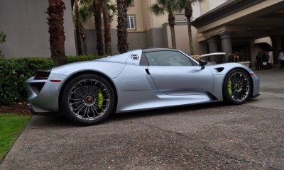 HyperCar HyperGalleries!  2015 Porsche 918 Spyder -- 77 All-New, High-Resolution Photos From All Angles 36